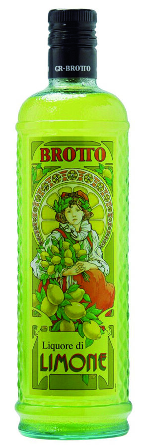 Liquore di Limone Brotto  28%   0.7l