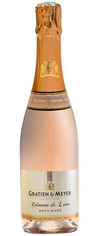 G&M Cremant de Loire AOC Rose 12%  0,75l