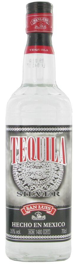 Tequila San Luis Silver  35%  0,7l