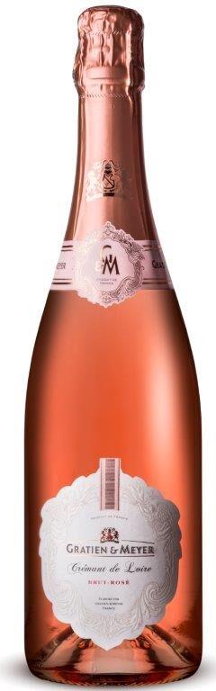 G&M Cremant de Loire Prestige Rose 12%  0,75l