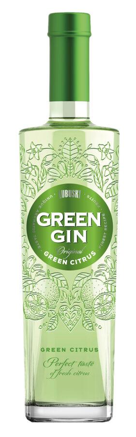 Green Citrus Lubuski    37,5% 0,5l