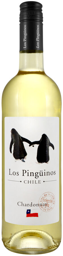 Los Pinguinos Chardonnay  13,5%  0,75l