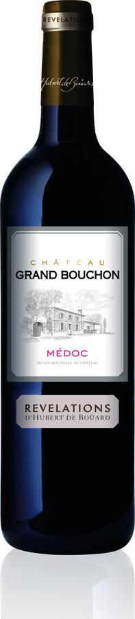 Chateau Grand Boushon Medoc 13%   0,75l