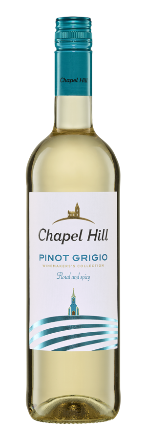 Chapel Hill Pinot Grigio   12%  0,75l