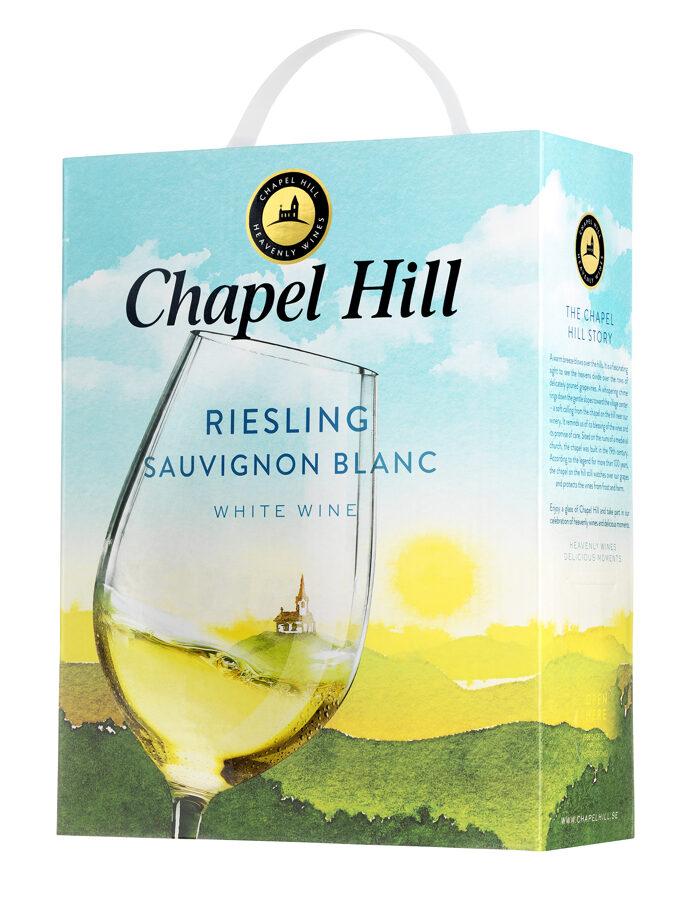 Chapel Hill Riesl-Sauvig. Blanc   12%  3l