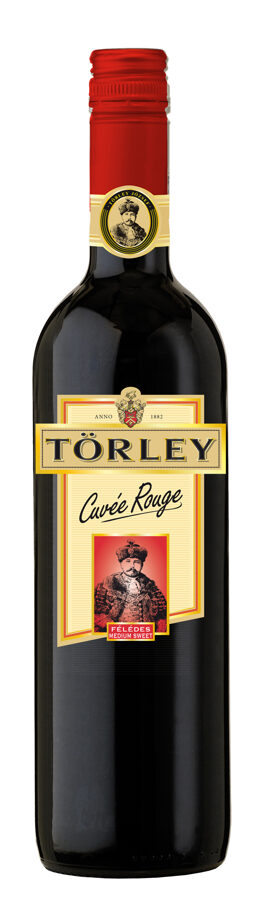 Torley Cuvee Rouge  12% 0,75l