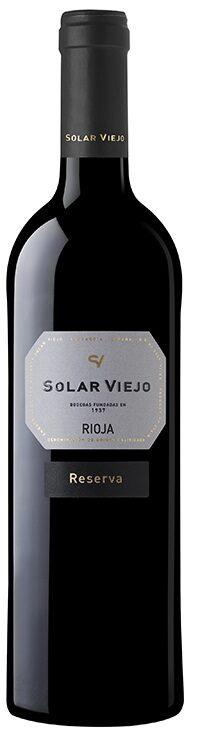 Solar Viejo Reserva  14%  0,75l