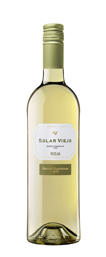 Solar Viejo Blanco   12%  0,75l
