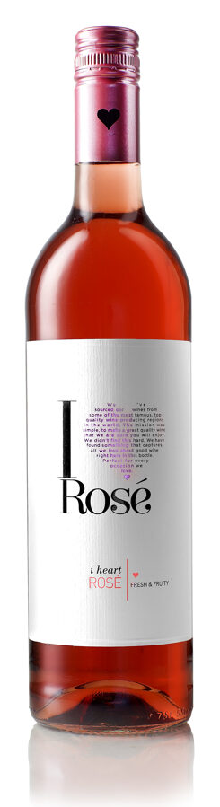 I Heart Rose  12%  0,75L