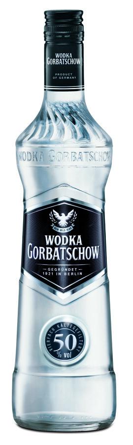 Gorbatschow  50%   0,7l