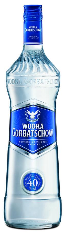 Gorbatschow  40%   1.0l