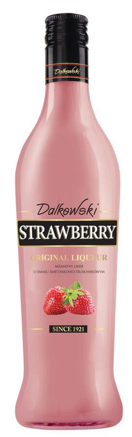 Dalkowski Strawberry    15%  0,5L