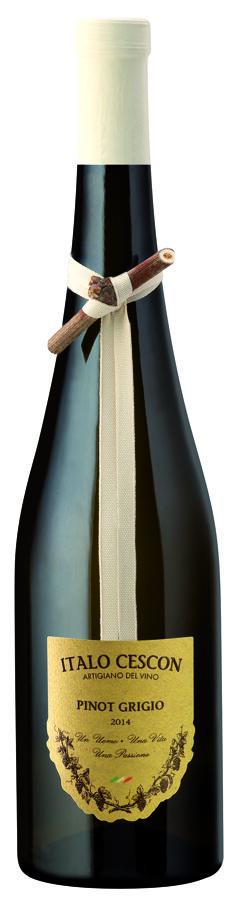 Italo Cescon Pinot Grigio  12% 0,75l