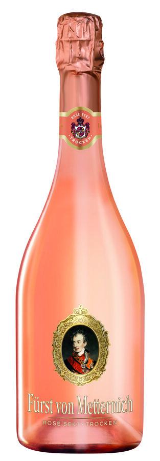 Furst von Metternich Rose 12,5% 0,75l