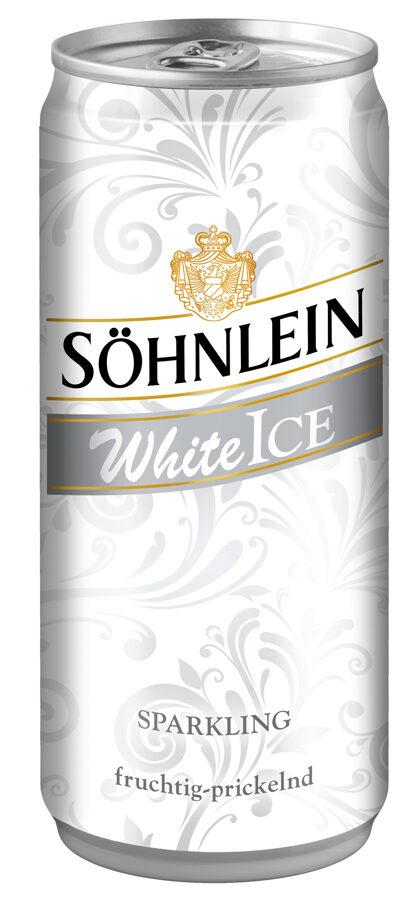 Sohnlein White Ice 8%  0,2l