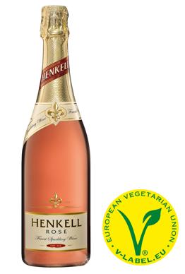 Henkell  Rose 12%  0,75l