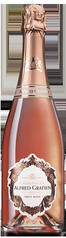 Alfred Gratien Brut Rose 12% 0,75l