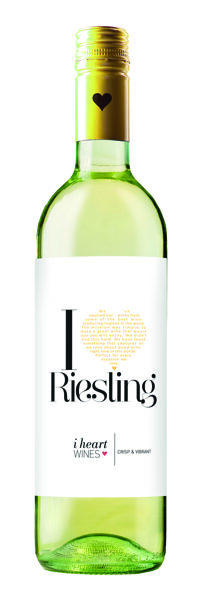 I Heart Riesling    12%   0,75l