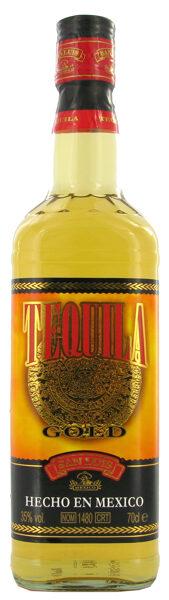 Tequila San Luis Gold  35%  0,7l