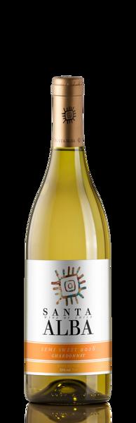 Santa Alba Chardonnay   13%  0,75l