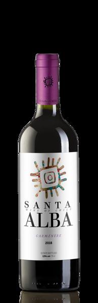 Santa Alba Carmenere  13%  0,75l