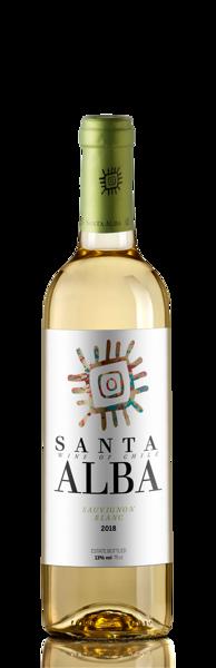 Santa Alba Sauvignon Blanc    13%   0,75l