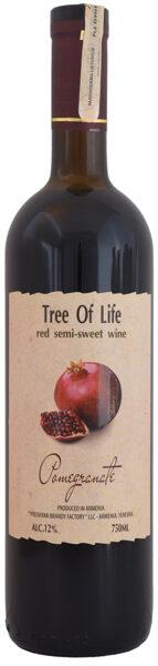 Tree of Life Pomegranate   12%  0,75l