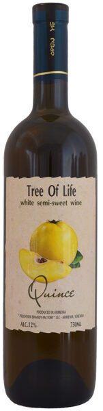 Tree of Life Quince    12%  0,75l