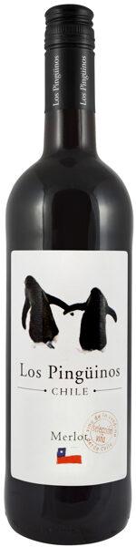 Los Pinguinos Merlot   13,5%   0,75l