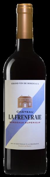 Chateau La Freneraie Bordeaux Superieur  13,5%  0,75l
