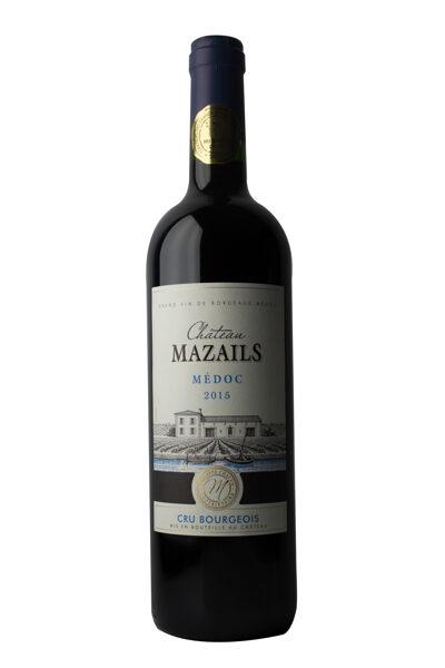Chateau Mazails Cru Bourgeois Medoc  13% 0,75l