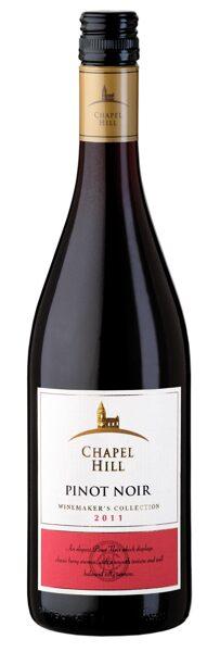Chapel Hill Pinot Noir    12%  0,75l