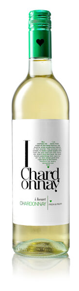 I Heart Chardonnay  11,5%  0,75L