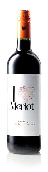 I Heart Merlot  12,5%  0,75L