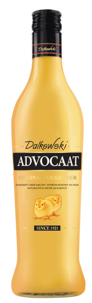 Dalkowski Advocaat  16%  0,5l