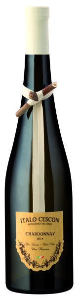 Italo Cescon Chardonnay   12%  0,75l