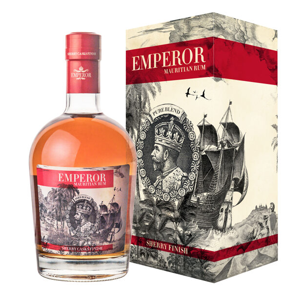 Emperor Sherry Finish  40%  0,7L