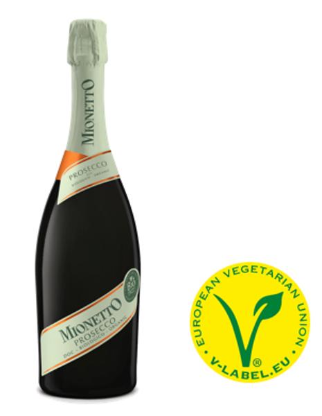 Mionetto Prosecco BIO  Extra Dry D.O.C  11%, 0.75l