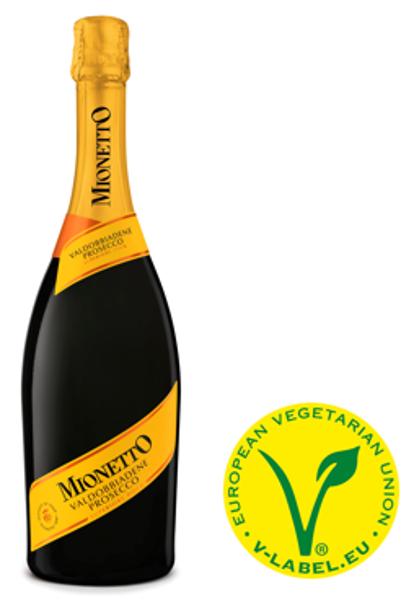 Mionetto Valdobbiadene D.O.C.G. Extra Dry 11% 0,75l