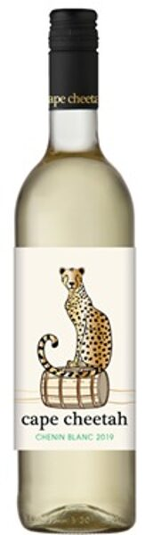 Cape  Cheetah Chenin Blanc  11,5%  0,75l