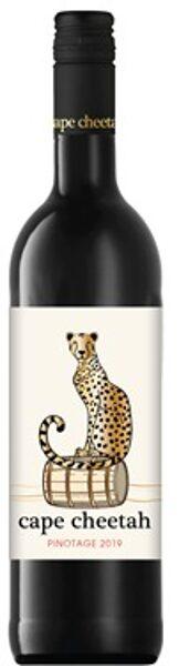 Cape Cheetah Pinotage  13%   0,75l