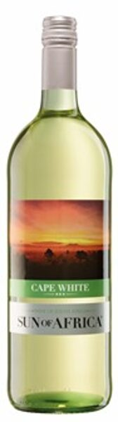 Sun of Africa White   12,5%  1,0l