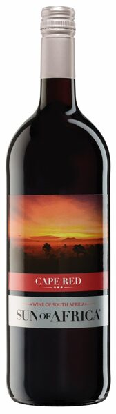 Sun of Africa Red    13%  1,0l