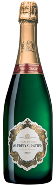 Alfred Gratien Brut Classic 12%  0,75l