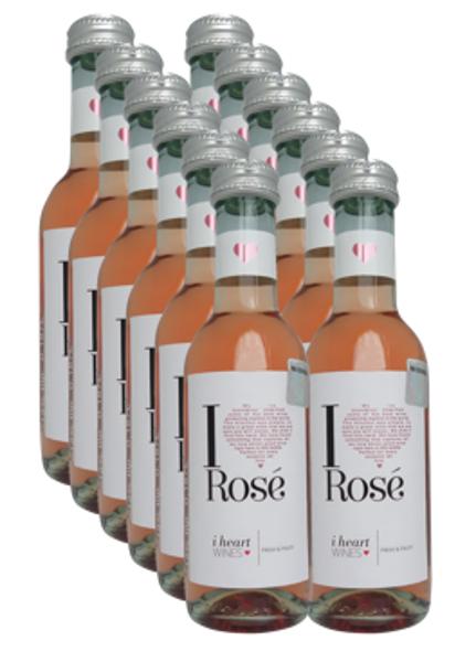 I Heart Rose   12%   0,187l   iepakojums 12gab.